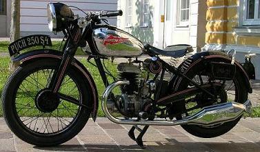 1937 Puch_Bilder_Ernst-Podner_Waidhoffen-Ybbs_250S4_1937