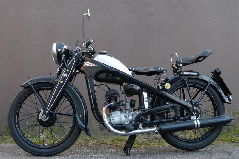 1938 Puch 200 Volksmodell Matthias Siebenhuehner D