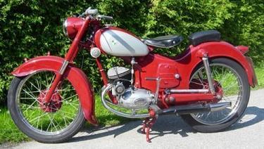 1951 125 SL Hans aus Oberösterreich