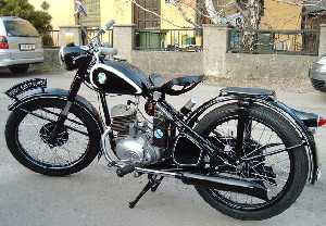 1951 Puch-Bilder_Pfeiffer_Willibald_Wien_125TT_1951
