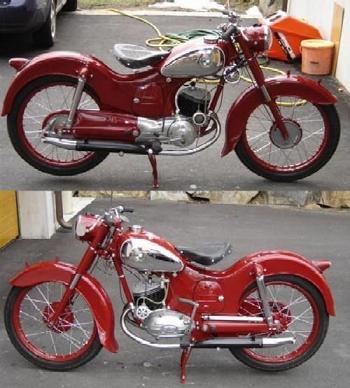 1953 Puch_Bilder_Guenther_Schmoelz_NOE_125SL_1953