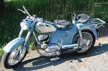 1954 Puch_Bilder_Sahler_Karl-Heinz_Vorarlberg_Rankweil_175SV_1954