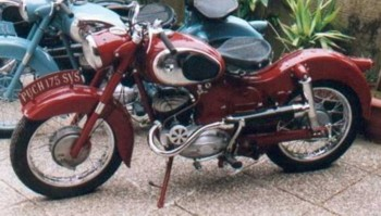 1955 Puch-Bilder_Schmoels_Wolfgang_NOE_175SVS_1955