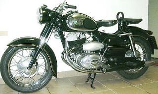 1960 Puch_Bilder_karl-willinger_stroheim-ooe_250SG_1960