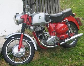 1967 Puch-Bilder_Hermann-Spiegl_250SGS3_1967