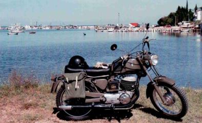 1969 Schachner Walter aus St. Veit 250 MCH Kroatien 3