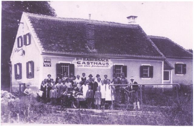 Gasthaus klein