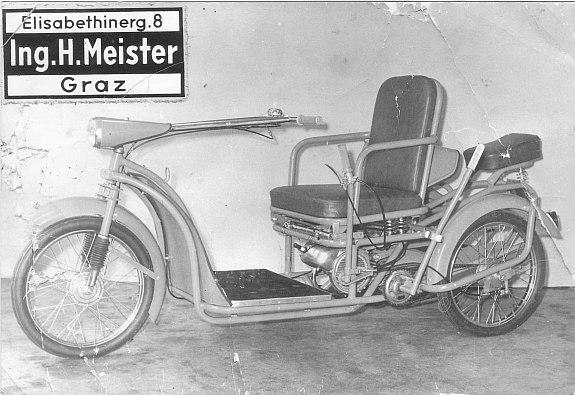 Meister Fahrzeug