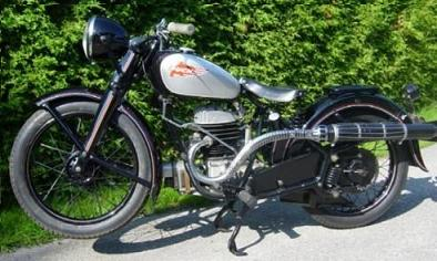 1939 Puch_Bilder_Hans_Unterleitner_Oberoesterreich_Puch_350GS_1939