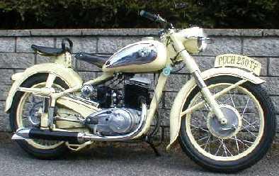1951 250 TF Thomas aus Oberösterreich