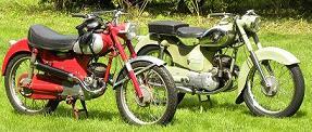 1953 Puch_Bilder_Wim-Marijnis_Holland_125SL_150SL_1953