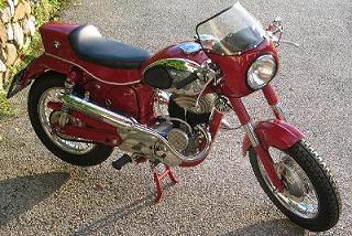 1955 Puch-Bilder_Hermann-Spiegl_250SGS-S_1955