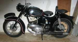 1957 Puch-Bilder_Andi_Linz_Puch175SV_1957