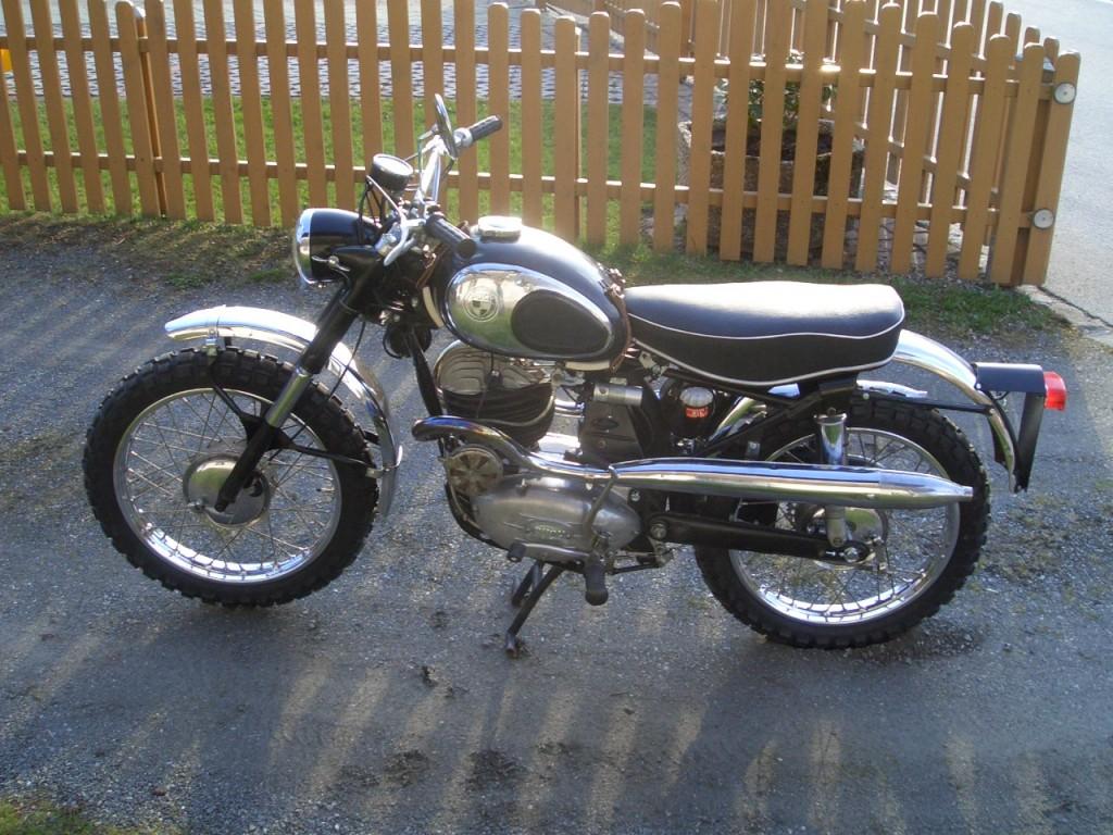1962 Widauer Alex 250 MC