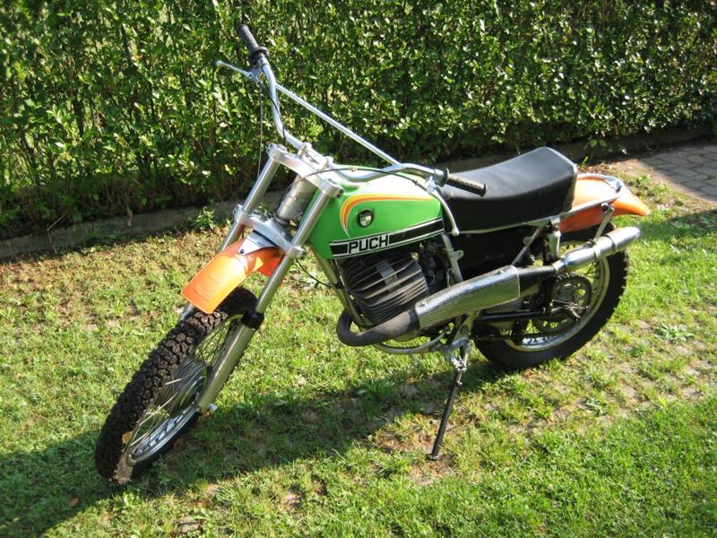 1972 Schachner Walter MC 175